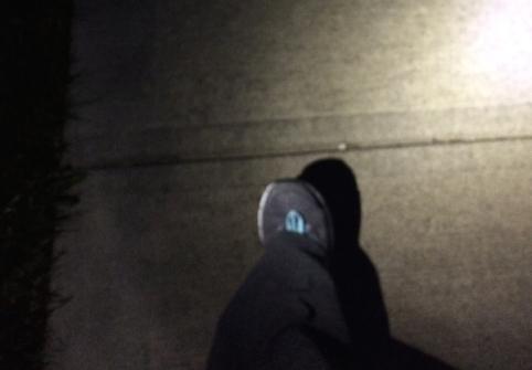 Walking #3