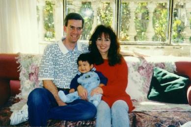 Adopting Nathan 1998