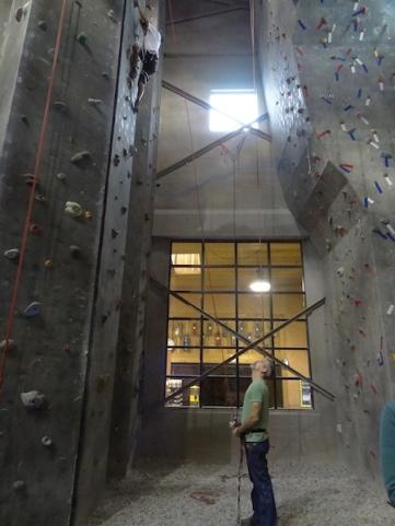 Rock Climbing 11-11 Day 2 #4