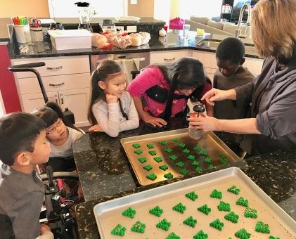 Baking Cookies 12-16