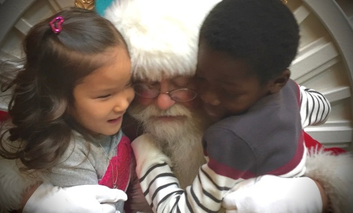 Chatting with Santa2