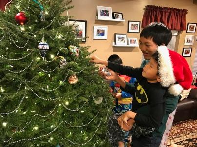 Christmas Tree Day #15