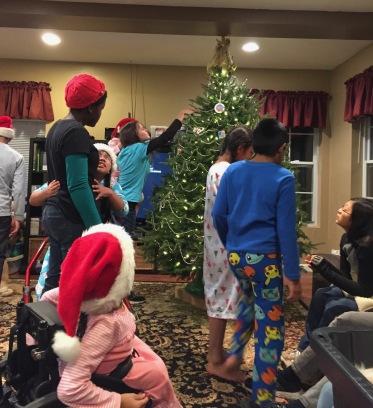 Christmas Tree Day #9
