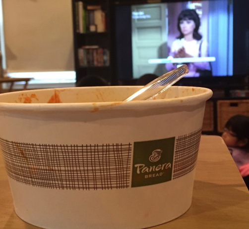 Tomato Soup Day #3