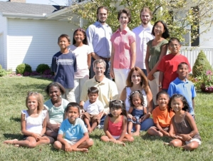 Rosenow Family Portrait-sm 8-08