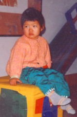 Meghan about 3 orphanage